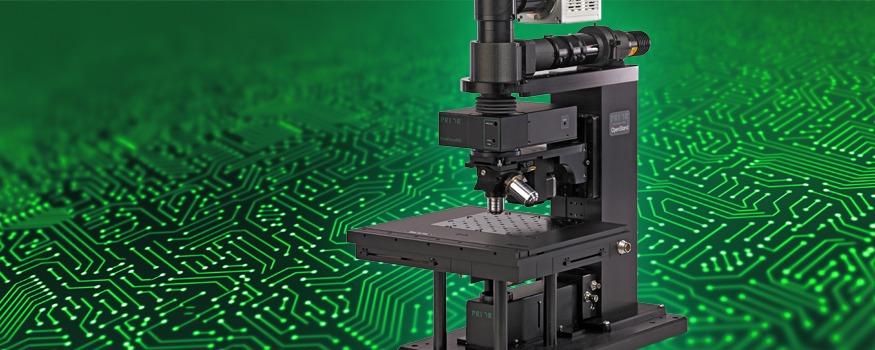 Kundenspezifische Mikroskope Mit Dem Prior OpenStand